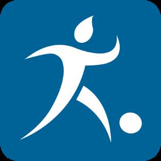 Mediterranean Games League Logo