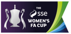 FA Cup Women logo