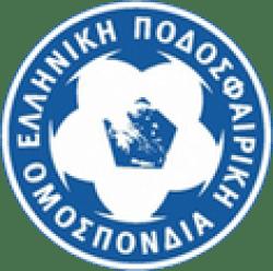 Gamma Ethniki Group 8 Logo