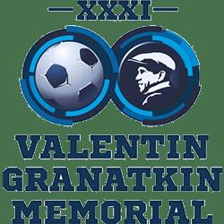 Valentin Granatkin Memorial League Logo
