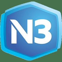 National 3: Auvergne-Rhône-Alpes logo