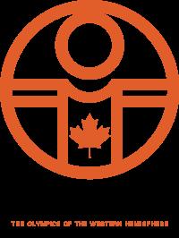 Pan American Games League Logo