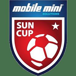 Visit Tucson Sun Cup logo