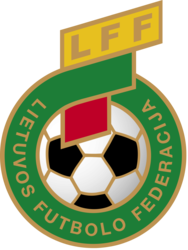 Lithuanian Cup League Logo