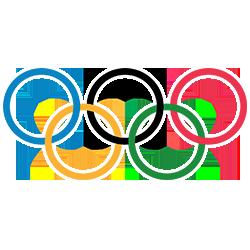 Olympic Games Women League Logo