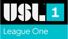 USL League One League Logo