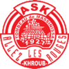 AS Khroub Team Logo