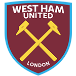 West Ham United vs Tottenham Hotspur hometeam logo