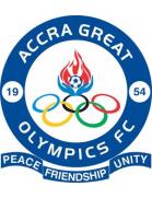 Great Olympics Team Logo