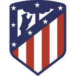 Atletico Madrid W Team Logo