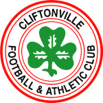 Cliftonville football club logo