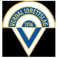 Melhus vs Verdal awayteam logo