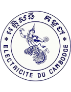 Electricite du Cambodge Team Logo
