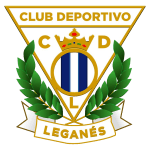 Athletic Club vs Leganes awayteam logo