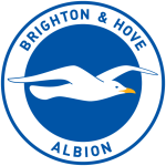 Brighton & Hove Albion vs Leicester City hometeam logo