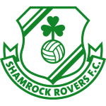 Shelbourne vs Shamrock Rovers awayteam logo
