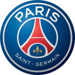 PSG vs Reims hometeam logo