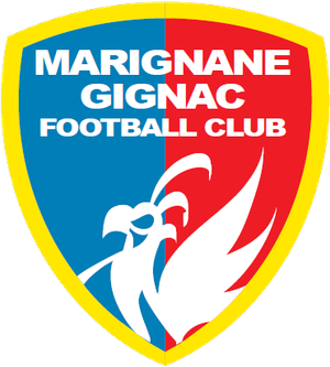 Marignane Gignac Team Logo