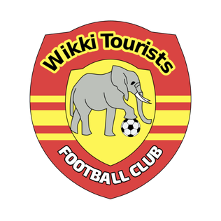 Wikki Tourist Team Logo