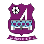 Glacis United football club logo
