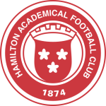 Hibernian vs Hamilton Academical awayteam logo