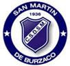 San Martín Burzaco Team Logo