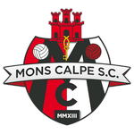 Mons Calpe football club logo
