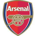 Arsenal vs Newcastle United hometeam logo