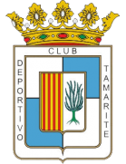 CDJ Tamarite logo
