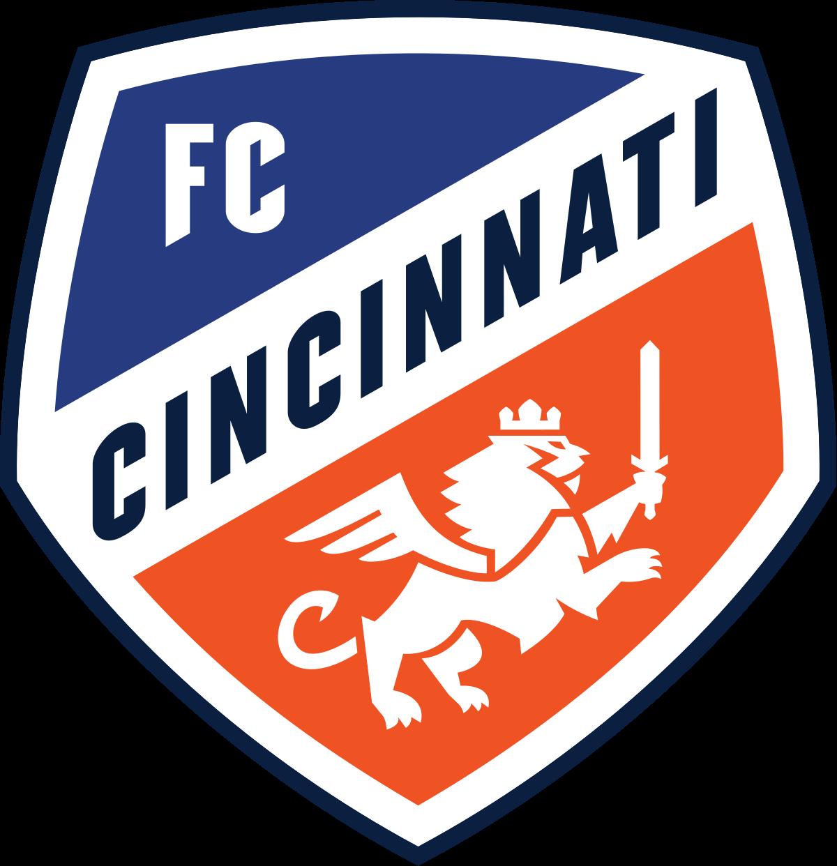 Minnesota United vs Cincinnati awayteam logo