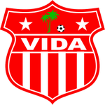 Vida vs Platense hometeam logo