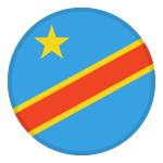 Congo DR Team Logo