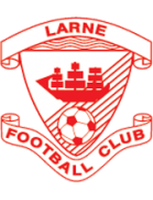 Larne football club logo
