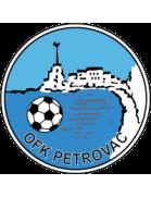 Petrovac vs Buducnost hometeam logo
