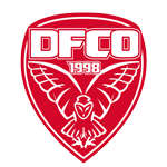 Dijon Football Côte-d'Or logo