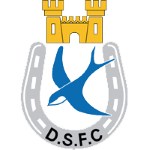 Dungannon Swifts football club logo