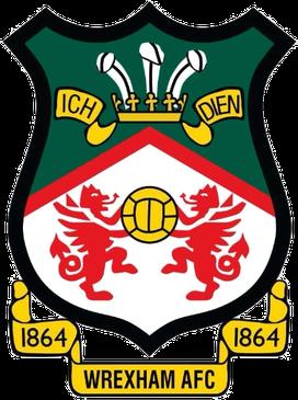 Wrexham AFC logo
