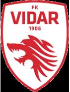 Arendal vs Vidar awayteam logo