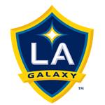LA Galaxy vs Seattle Sounders hometeam logo