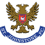 St. Johnstone vs Celtic hometeam logo