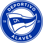 Real Betis vs Deportivo Alaves awayteam logo