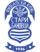 Dunav Stari Banovci Team Logo