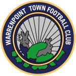 Warrenpoint Town football club logo