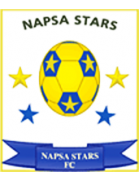 NAPSA Stars vs Kabwe Warriors hometeam logo