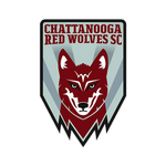 Chattanooga Red Wolves Team Logo