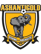 Ashanti Gold Team Logo