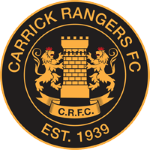 Carrick Rangers football club logo