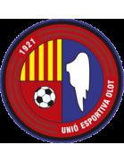 UE Olot logo