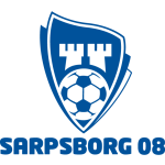 Sarpsborg 08 vs Start hometeam logo