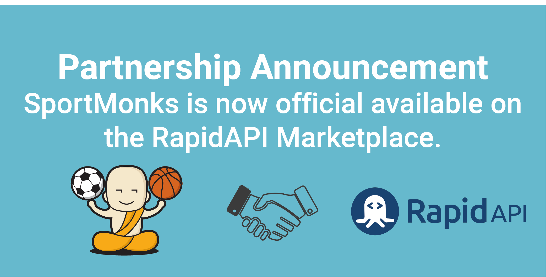 SportMonks and RapidAPI join hands